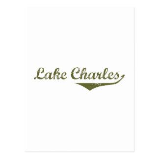 Lake Charles Revolution t shirts Postcard