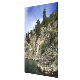 Lake Chelan, Washington Canvas Print