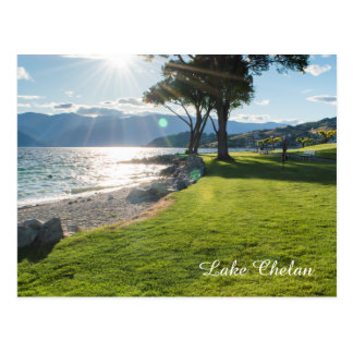 Lake Chelan Washington State | Sunshine Postcard