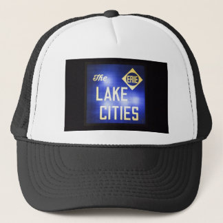 Lake Cities Railroad Sign Hat