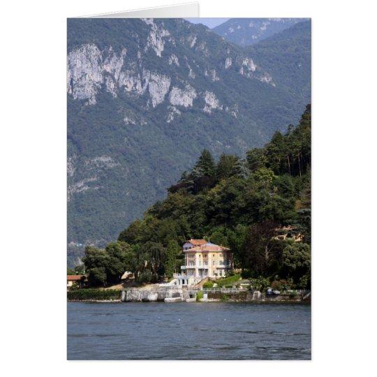 Lake Como - Bellagio 1 Card
