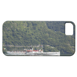 Lake Como, ferry boat iPhone 5 Cases