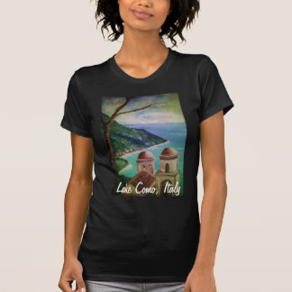 Lake Como, Italy Tee Shirts