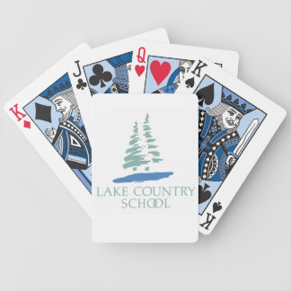 Lake Country School  - Playing Cards