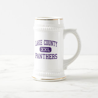 Lake County - Panthers - Senior - Leadville Beer Steins