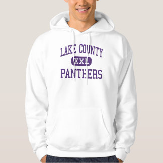 Lake County - Panthers - Senior - Leadville Hooded Pullover