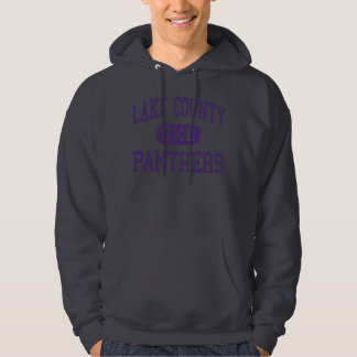 Lake County - Panthers - Senior - Leadville Hoodie