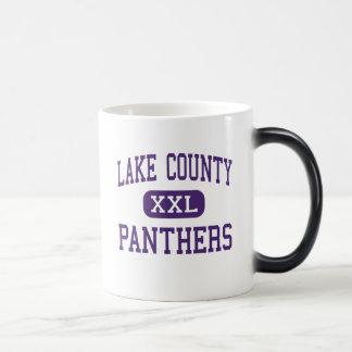 Lake County - Panthers - Senior - Leadville Morphing Mug