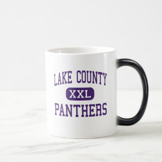 Lake County - Panthers - Senior - Leadville 11 Oz Magic Heat Color-Changing Coffee Mug