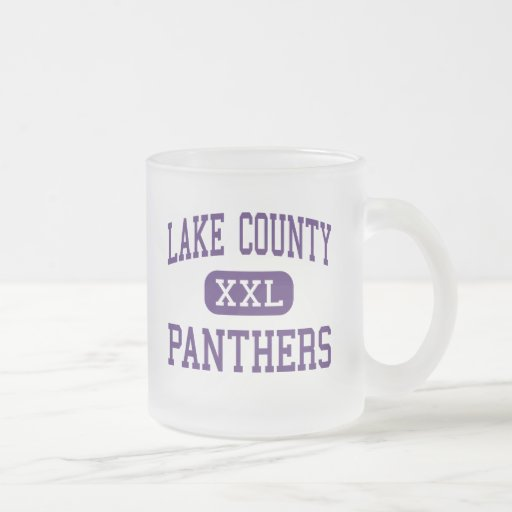 Lake County - Panthers - Senior - Leadville Coffee Mugs