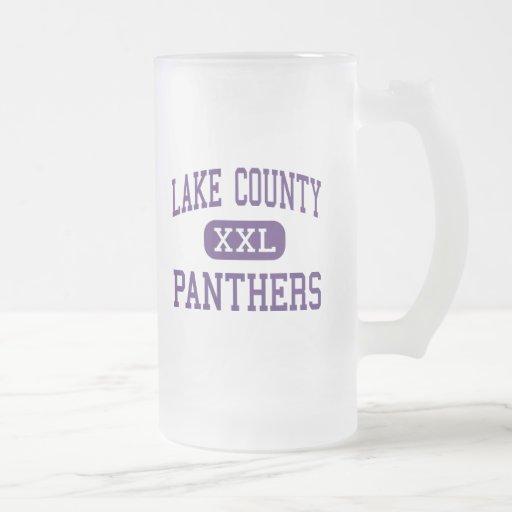 Lake County - Panthers - Senior - Leadville Mug