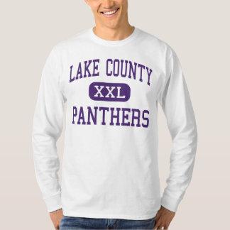 Lake County - Panthers - Senior - Leadville T-shirt