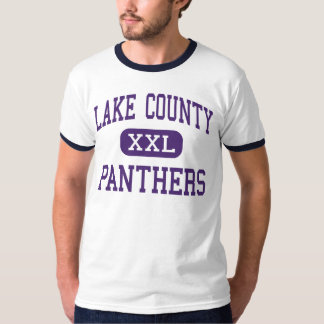 Lake County - Panthers - Senior - Leadville T-shirt