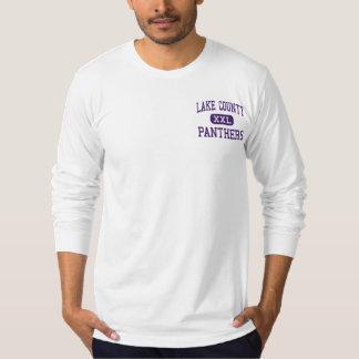 Lake County - Panthers - Senior - Leadville Tee Shirt