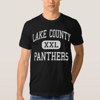 Lake County - Panthers - Senior - Leadville Tee Shirts
