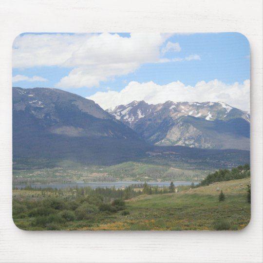 Lake Dillon Mousepad