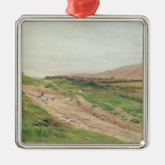 Lake District Christmas Ornament