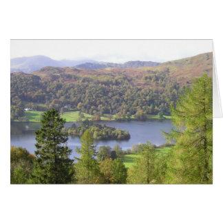 Lake District, Grasmere Card