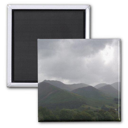 Lake District Mountains Magnet