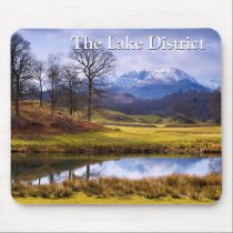 Lake District Mouse Mat