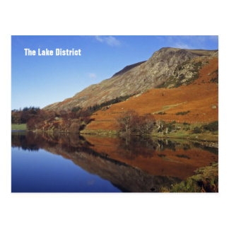 Lake District postcard