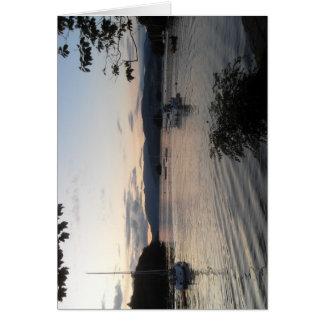 Lake District Windermere Lake Card