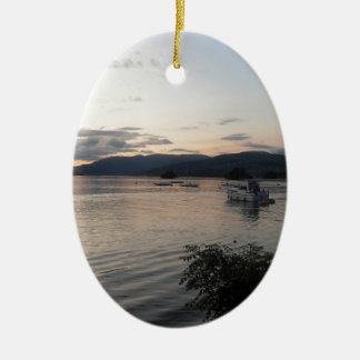 Lake District Windermere Lake Christmas Ornament