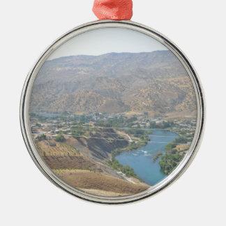 Lake Ducan4 Christmas Ornament