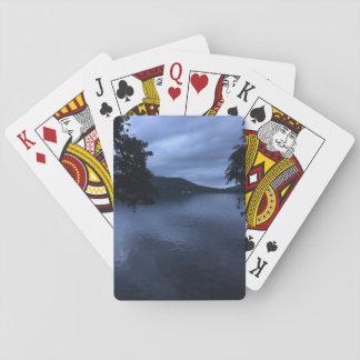 Lake Dunmore Vermont Playing Cards