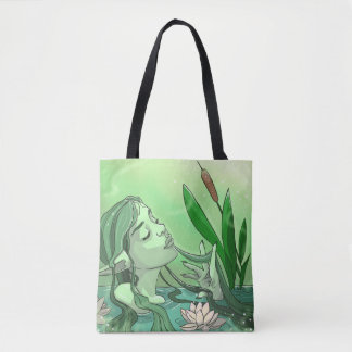 Lake Elf tote bag