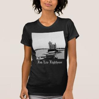 Lake Erie Lighthouse T Shirts