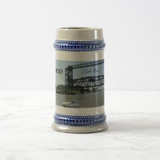 LAKE ERIE, OHIO stien Coffee Mug