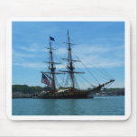 Lake Erie Old Ship Mouse Pads