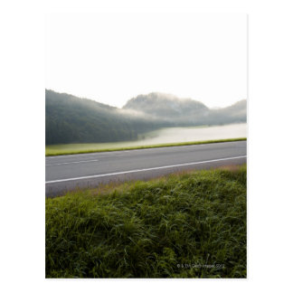 lake fuschl, salzkammergut, salzburg, salzburger 3 postcard