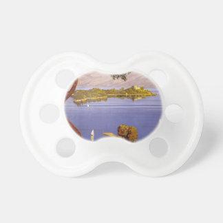 Lake Garda Baby Pacifier