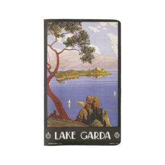 Lake Garda Italy custom notebook