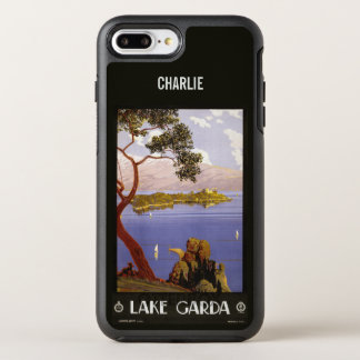 Lake Garda Italy name phone OtterBox Symmetry iPhone 7 Plus Case