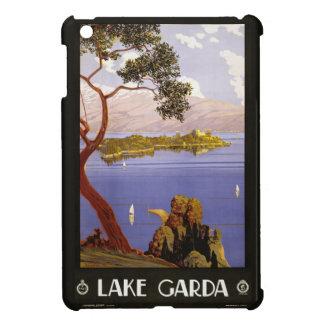 Lake Garda vintage travel cases Cover For The iPad Mini