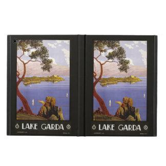 Lake Garda vintage travel device cases