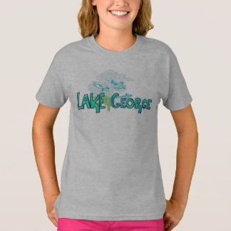 Lake George Kids Shirt