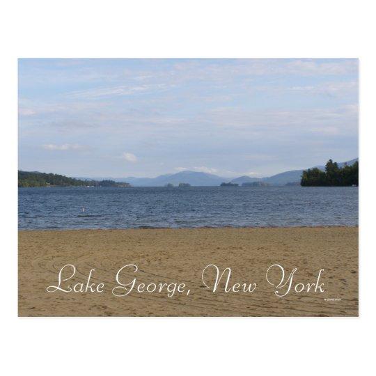 Lake George, New York Postcard