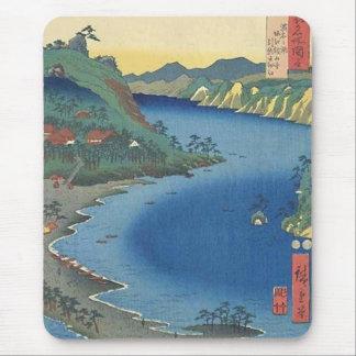 Lake Hamana Totomi Mousepad