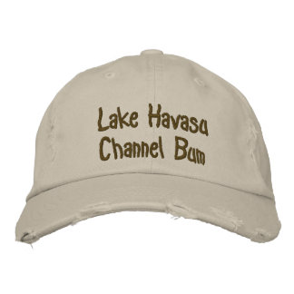 Lake Havasu Channel Bum Hat