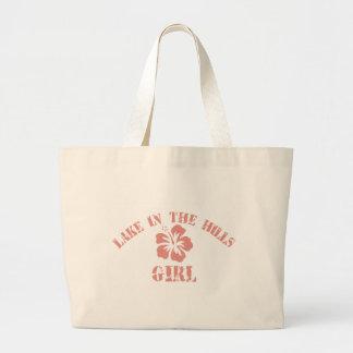Lake Havasu City Pink Girl Tote Bag