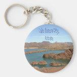 Lake Havasu, Lake Havasu City, Arizona Basic Round Button Key Ring