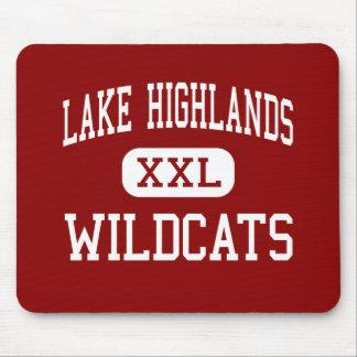 Lake Highlands - Wildcats - High - Dallas Texas Mouse Mat