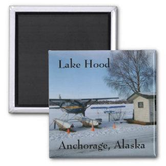 Lake Hood, Anchorage, Alaska Magnet