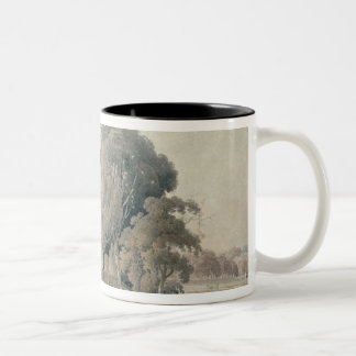 Lake House, Epping Two-Tone Coffee Mug