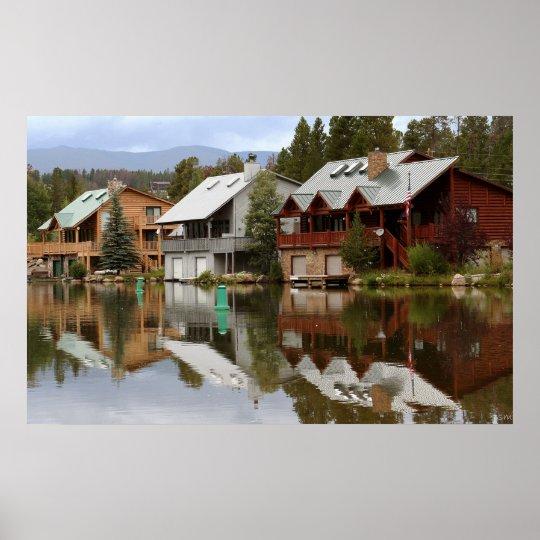 Lake Houses Poster