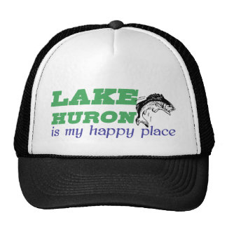 Lake Huron is my happy place Cap